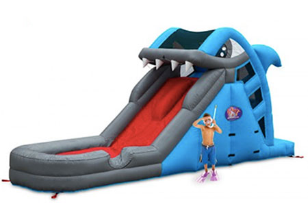funtimeInflatablesNC-SharkSlide-rental