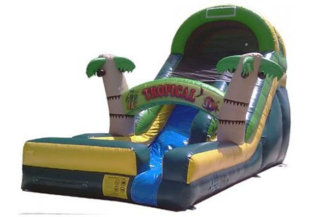 funtimeInflatablesNC-tropicalSlide-rental