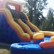 funtime inflatables nc - 19 foot curved slide inflatables rental